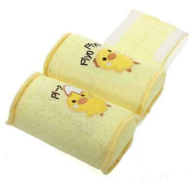 Baby Crib Infant Baby Toddler Safe Soft Cotton Anti Sleep Pillow Roll P3A3