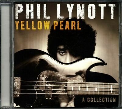 Phil Lynott / Thin Lizzy - Yellow Pearl Cd Eccellente
