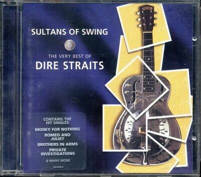 🔥Dire Straits - Sultans Of Swing The Very Best Of Cd Ottimo