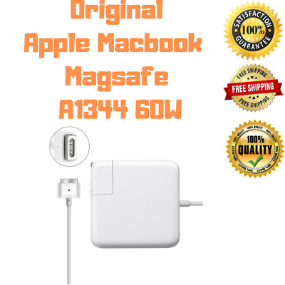 Original Apple Macbook Magsafe A1344 60W Socket Charger Power Adaptor Socket New