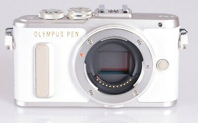 Olympus PEN E-PL8 Mirrorless Micro Four Thirds Digital Camera Body Only (Brown)