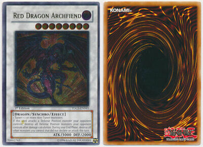 Yu-Gi-Oh! - Red Dragon Archfiend (Ultimate Rare)  - The Duelist Genesis