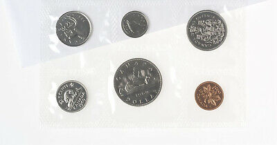 1969 Canada Uncirculated Proof-Like Set