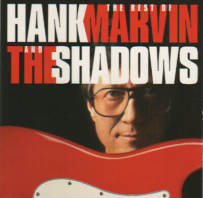 1726669 792731 Audio Cd Hank Marvin  & The Shadows - The Best Of