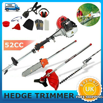 Electric Cordless Grass Trimmer Heavy Duty Weed Strimmer Cutter Tool Garden Lawn