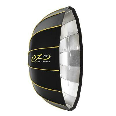 "Glow EZ Lock Collapsible Silver Beauty Dish (42"") #EZ-BD-42S"