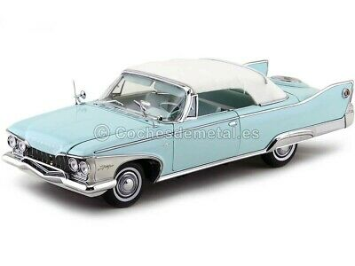 Plymouth Fury Hard Top 1960 schwarz Sun Star Modellauto 1:18