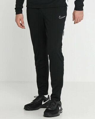 Nike Trousers pants Dri-FIT Academy Black Men Training Running