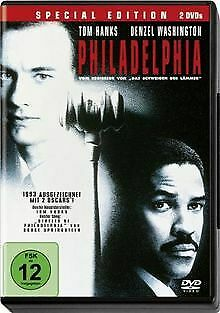 Philadelphia (Special Edition, 2 DVDs) [Special Edit... | DVD | Zustand sehr gut