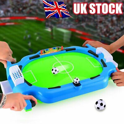 vidaXL Football Table Non-slip Handle Soccer Game Table Kid Gift Family Toy Football Replacement Indoor Sports Party Fun Set Desktop