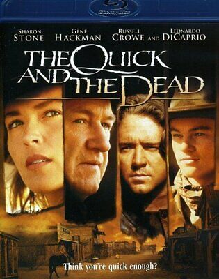 The Quick and the Dead [Blu-ray] (Bilingual) [Import]