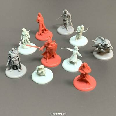 Random 3 pcs For Dungeons & Dragon D&D Nolzur's Marvelous Miniatures figure Toys