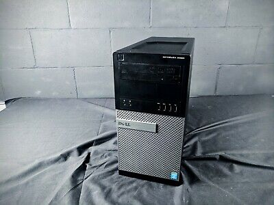 Dell OptiPlex 9020 i5-4570 3.2GHz MT PC 8GB 500GB HDD Win10