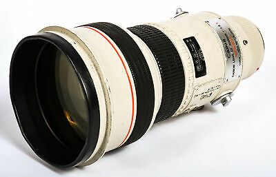 Canon 300mm F/2.8 L USM EF Mount Lens {Gel}