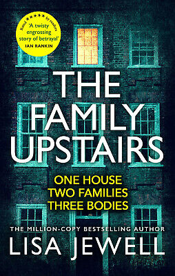 The Family Upstairs by Lisa Jewell - A heart-stopping crime mystery book