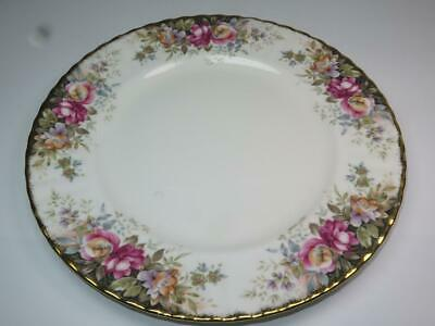 REPLACEMENT ROYAL ALBERT BONE CHINA Dinner Plate 'Autumn Roses' Second