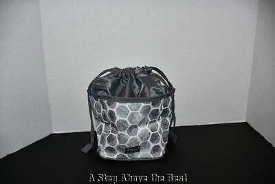 Thirty One Cinch Up Bin in Stepping Stones NWT