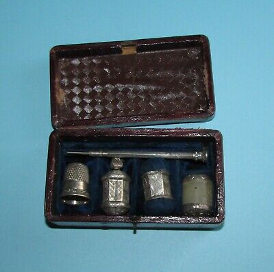 Antique Sewing Box Kit CHM