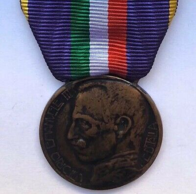 Valore Al Campo Medaglia All'Esercito e All'Armata Grande Guerra 1915-18 1GM WW1
