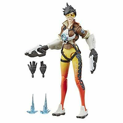 Hasbro Overwatch Ultimates Series Tracer 6-Inch-Scale Collectible Action...