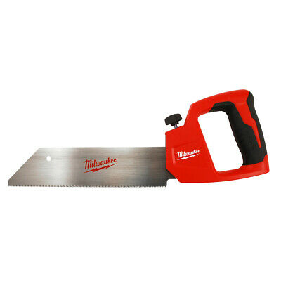 """Milwaukee 48-22-0212 12"""" Clamshell Design PVC ABS Saw w/Rubber Overmold Handle"""