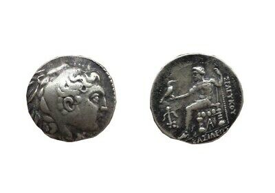 Unresearched Ancient Greek Solid Silver Tetradrachm