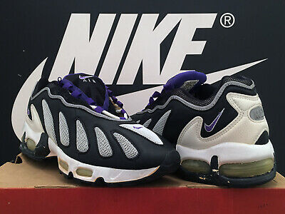 OG 1996 NIKE Air Open Court Agassi Sneakers Trainers Ablaze