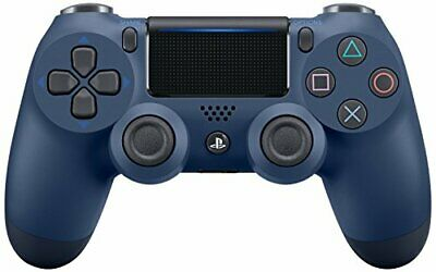 DualShock 4 Midnight Blue Controller - PlayStation 4 Edition