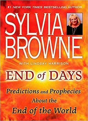 End of Days  Predictions and Prophecies End of world Sylvia Browne 🔥[P.D.F]
