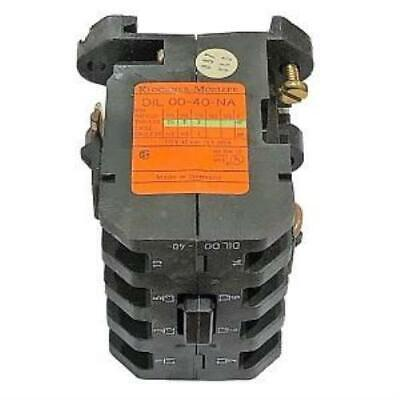 EXPRESS SHIPPING Klockner Moeller Auxiliary Contact 22 DIL M