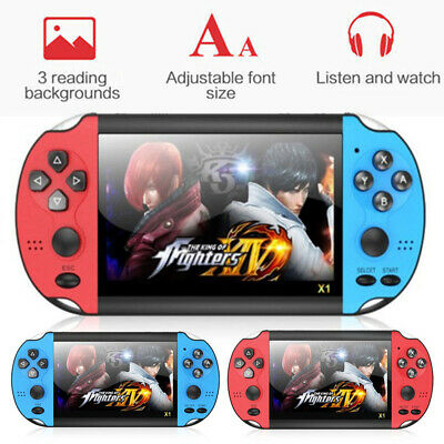 8GB Handheld PSP Console Player Built-in 10000Games 4.3'' Portable Consoles NEW!