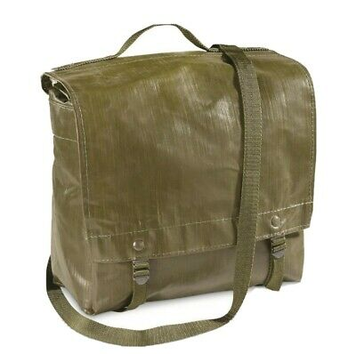 Czech Military Surplus Waterproof M85 Gas Mask Shoulder Bag