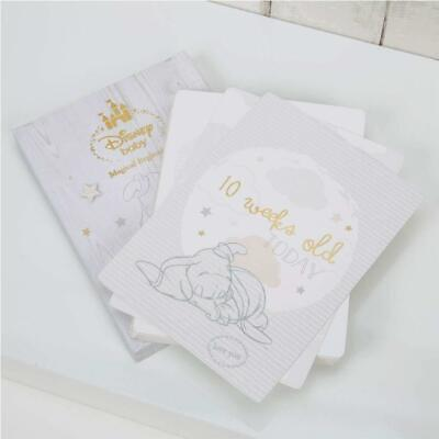 Disney Baby Dumbo 24 Milestone Cards Keepsake Photos