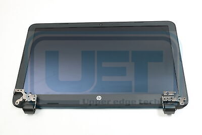 HP 15-F222WM LCD Touch Screen Assembly 828162-001 HD Webcam Black Grade B Tested