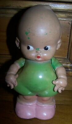 """Celluloid Mabel Lucie Attwell Diddums - 5 3/4"""" Height"""