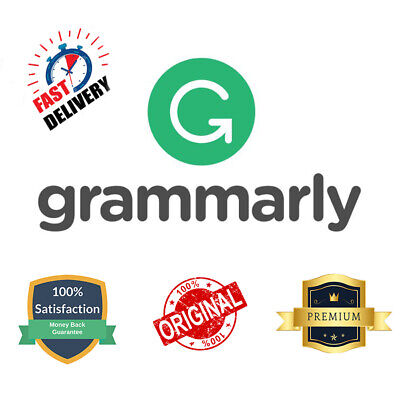 Grammarly Premium 🥇Lifetime Account Best Offer Fast Delivery 100%Guaranteed |HQ