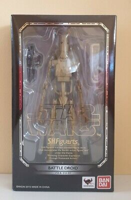 B HASBRO Figurine BNISB Star Wars The Black Series Archive