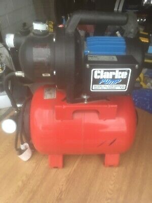 clarke pump model number CPE100TF part number 7230640