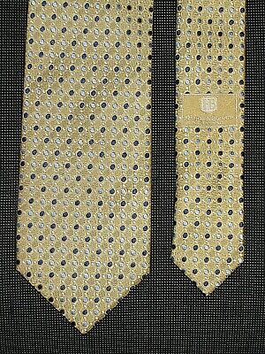 Haines /& Bonner of London 100/% Silk Hand Made Pink with Pattern Great Condition