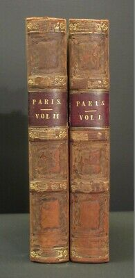 Paris and Its Historical Scenes 1831 2 Vols Library of Entertaining Knowledge