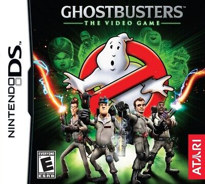 Ghostbusters: The Video Game - Nintendo DS Game - Game Only