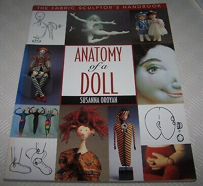 Anatomy Of A Doll By Susanna Oroyan