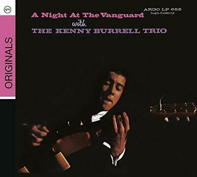 The Kenny Burrell Trio - A Night At The Vangu - ID99z - CD - New