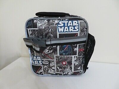 Pottery Barn Kids Classic Lunch Bag Star Wars New
