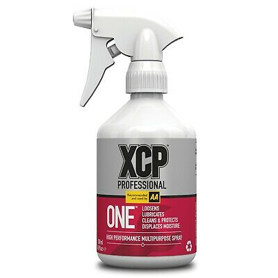 XCP ONE HIGH PERFORMANCE MULTIPURPOSE SPRAY 500ml Trigger Spray