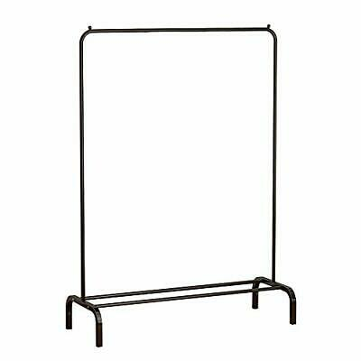 Garment Rack FOME Heavy Duty Commercial Grade Clothing Rack with Shelves Clothes