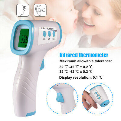 Chicco Infrarot Thermometer My Touch Baby Stirn-// Fieberthermometer *NEU*