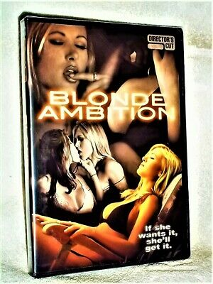 Blonde Ambition (DVD, 2020) NEW fantasy April Hanna Brittney Skye Nikki Loren
