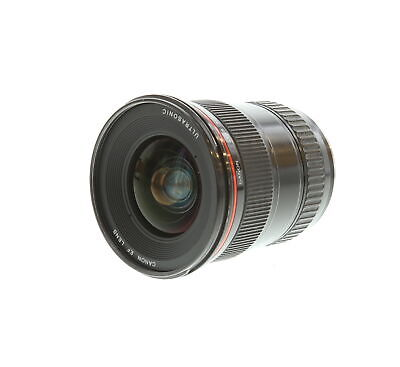 Canon 17-35mm F/2.8 L USM EF Mount Lens Wide-Angle black {77} UG