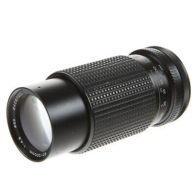 Canon Fd Fit - Tokina 80-200Mm F4.5 Zoom Lens - Excellent Condition
